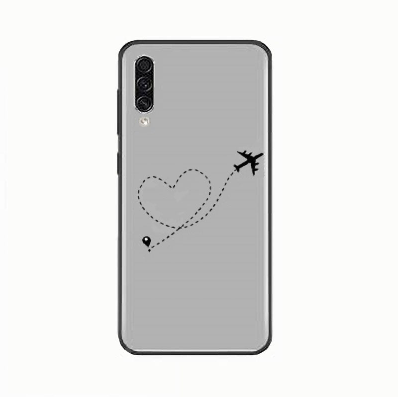 Coque Avion Samsung <br> Dessins Divers