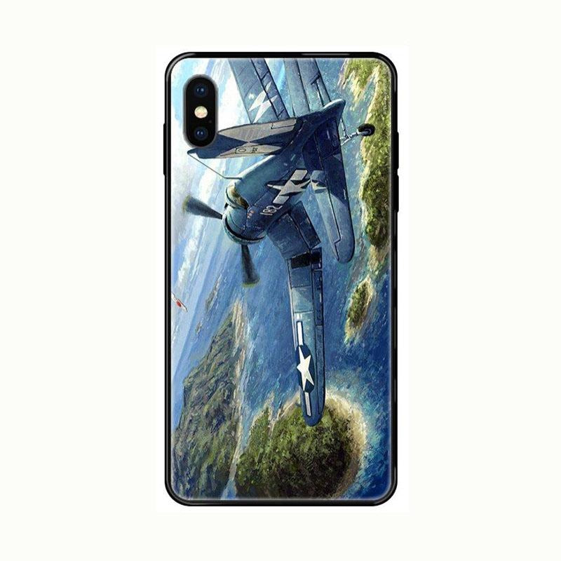 Coque Avion Samsung <br> chasse 2ᵉ  Guerre