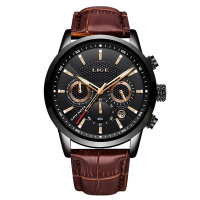 Montre Aviateur Chronographe pure Mo 4