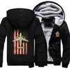 Pull Avion American Airline Noir