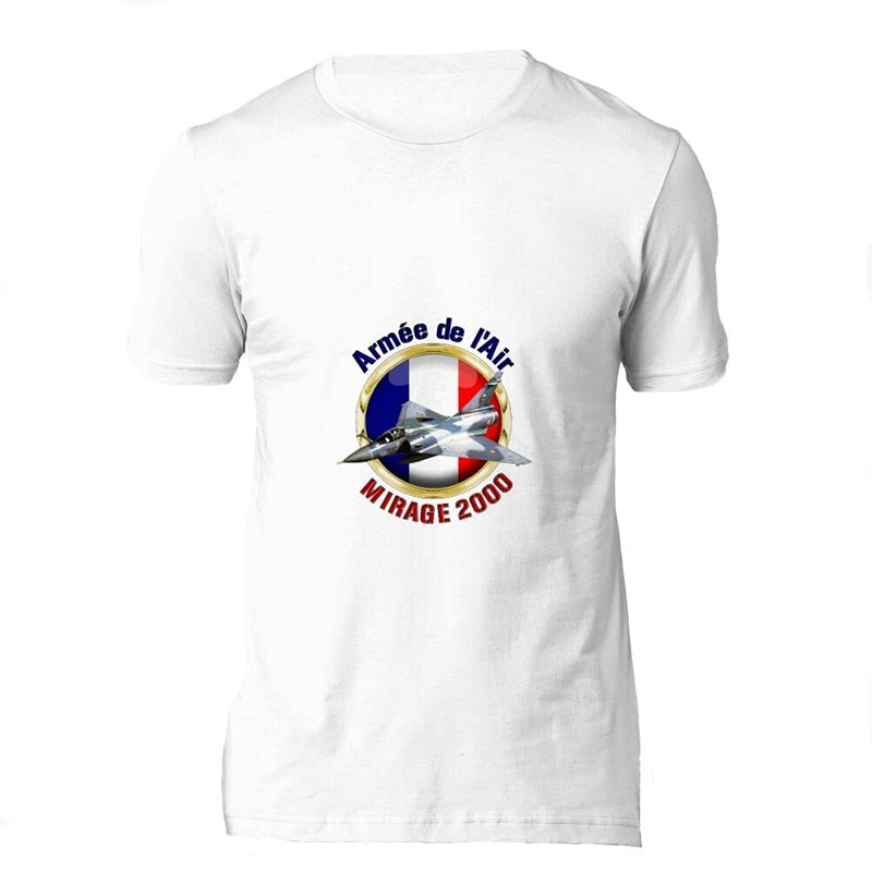 T-shirt Aviateur <br> Dasssault Mirage 2000
