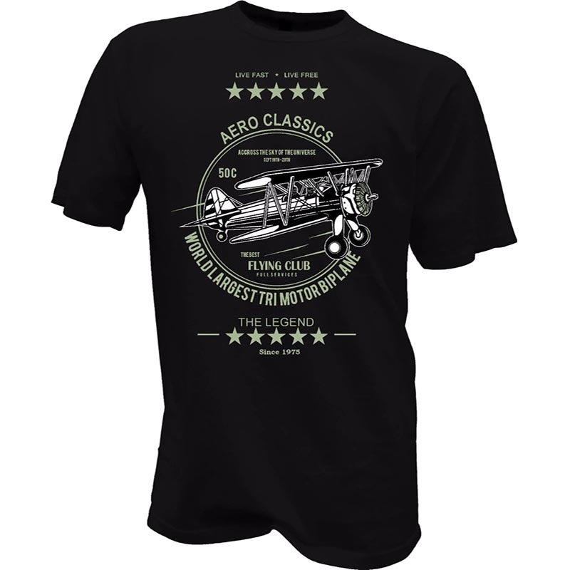 T-shirt Aviateur Legende