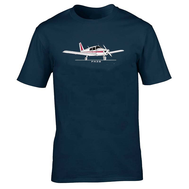 T-shirt Aviateur <br> Piper PA-28