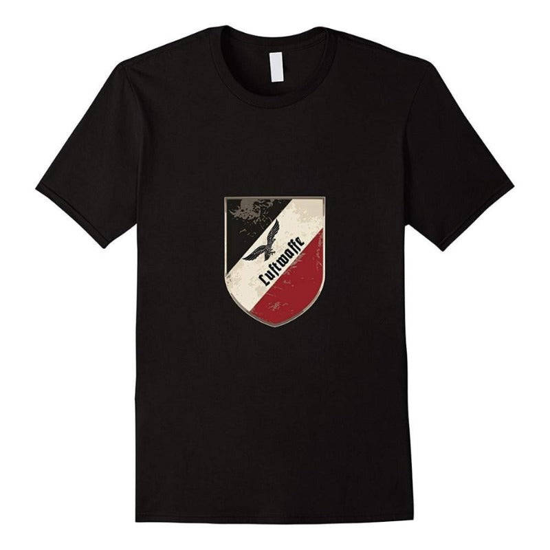 T-shirt Avion <br> Luftwaffe