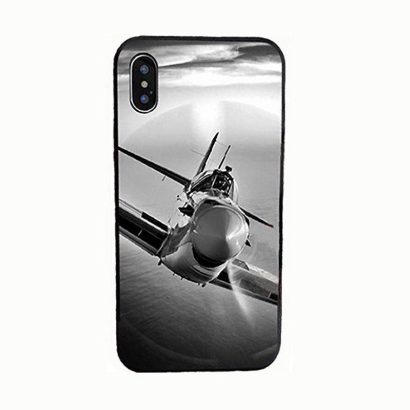 Coques Avion IPhone <br> P-51 Mustang