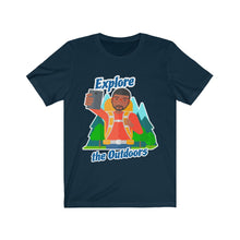 Load image into Gallery viewer, Explore the Outdoors Men's Selfie Tee