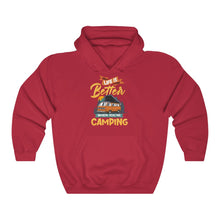 Load image into Gallery viewer, Camper Van Class B Hooded Sweatshirt