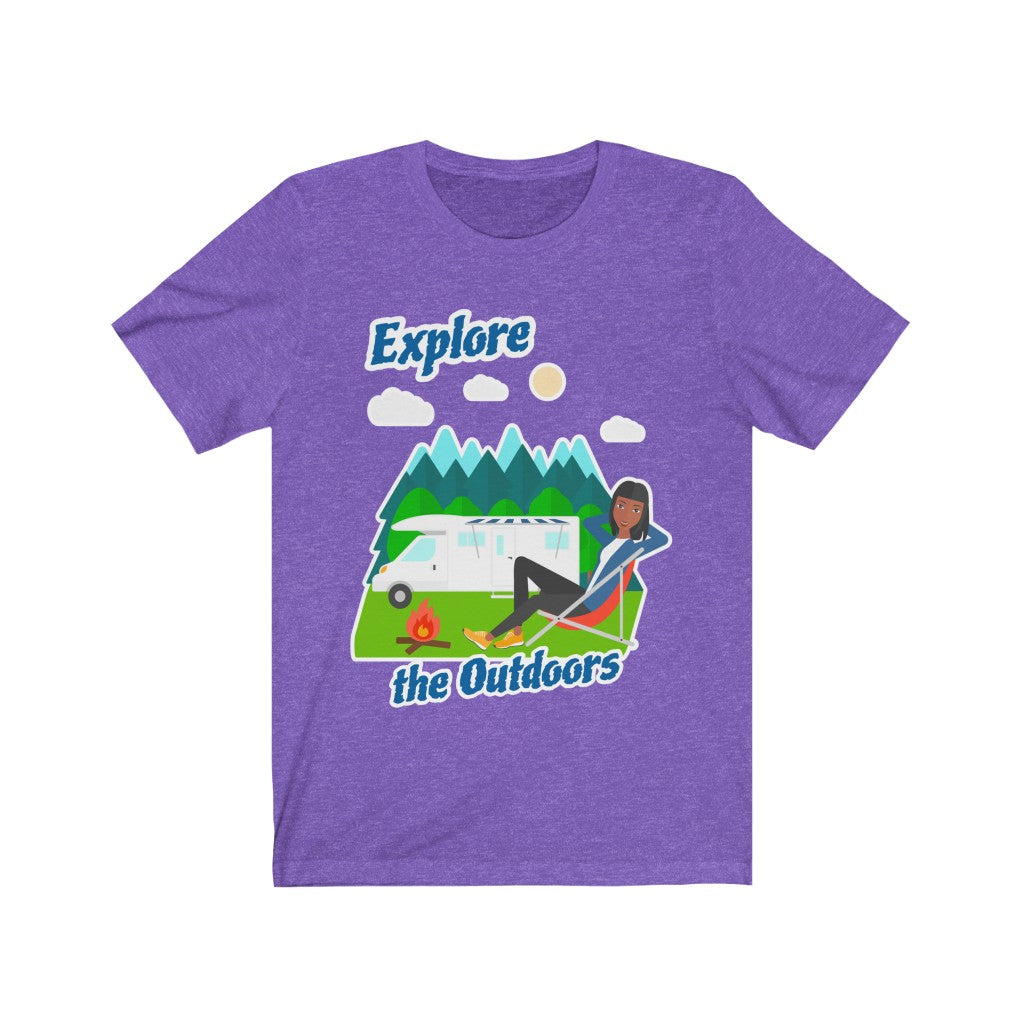 Explore the Outdoors Women's RV Tee