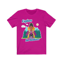 Load image into Gallery viewer, Explore the Outdoors Women's Hiking Tee