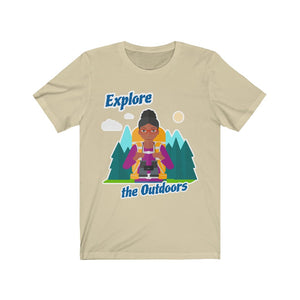 Explore the Outdoors Women's Hiking Tee