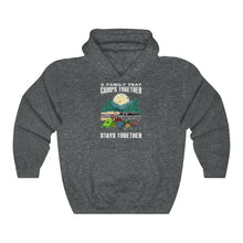 Load image into Gallery viewer, Family Camping Hooded Sweatshirt