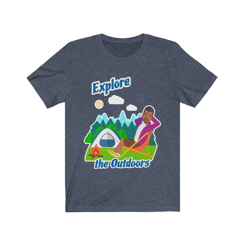 Explore the Outdoors Men's Tent Tee