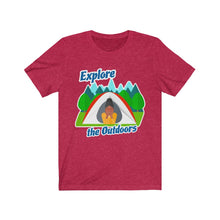 Load image into Gallery viewer, Explore the Outdoors Women's In Tent Tee