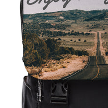 Load image into Gallery viewer, Enjoy the Journey Casual Shoulder Backpack
