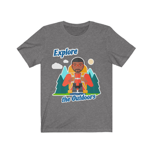Explore the Outdoors Men's Hiking Tee
