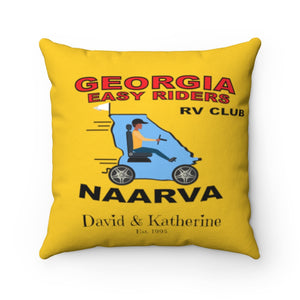 GER Square Pillow