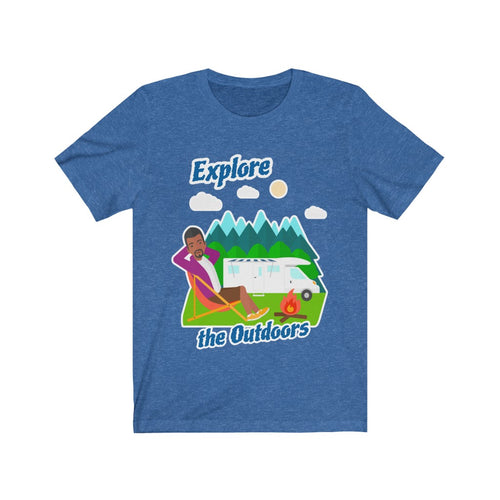 Explore the Outdoors Men's RV Tee