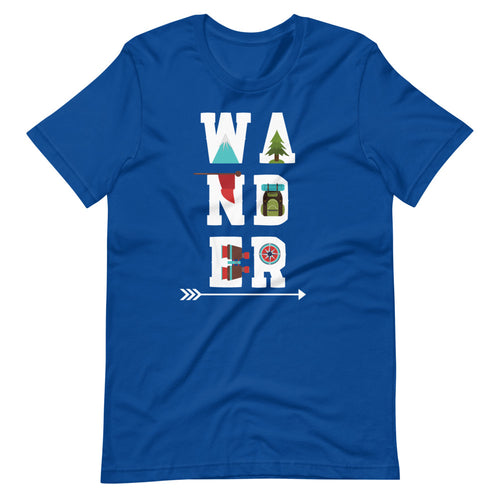 Wander Short-Sleeve T-Shirt