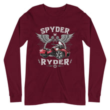 Load image into Gallery viewer, Spyder Ryder Long Sleeve Tee