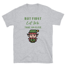 Load image into Gallery viewer, Take An Elfie T-Shirt