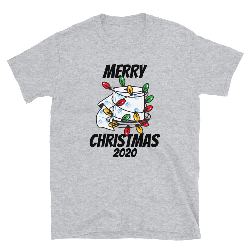 Merry Quarantine Christmas 2020 T-Shirt