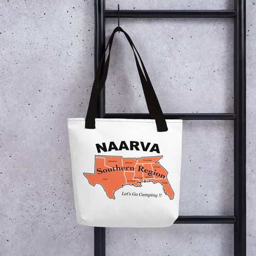 NAARVA South Tote bag
