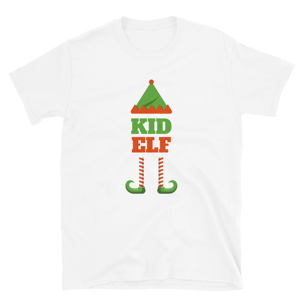 Kid Elf Adult-Size T-Shirt