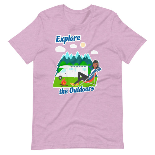 Ladies Explore the Outdoors Short-Sleeve T-Shirt