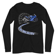 Load image into Gallery viewer, Faster Than You Can Count Long Sleeve Tee