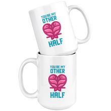Load image into Gallery viewer, Valentine Mug | My Other Half | Love Birds