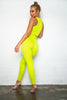 Acid Green Athena Ultra High Rise Legging