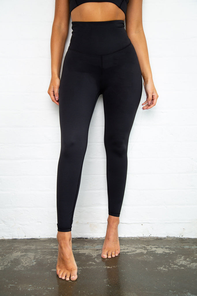 Classic Black Athena Ultra High Rise Legging