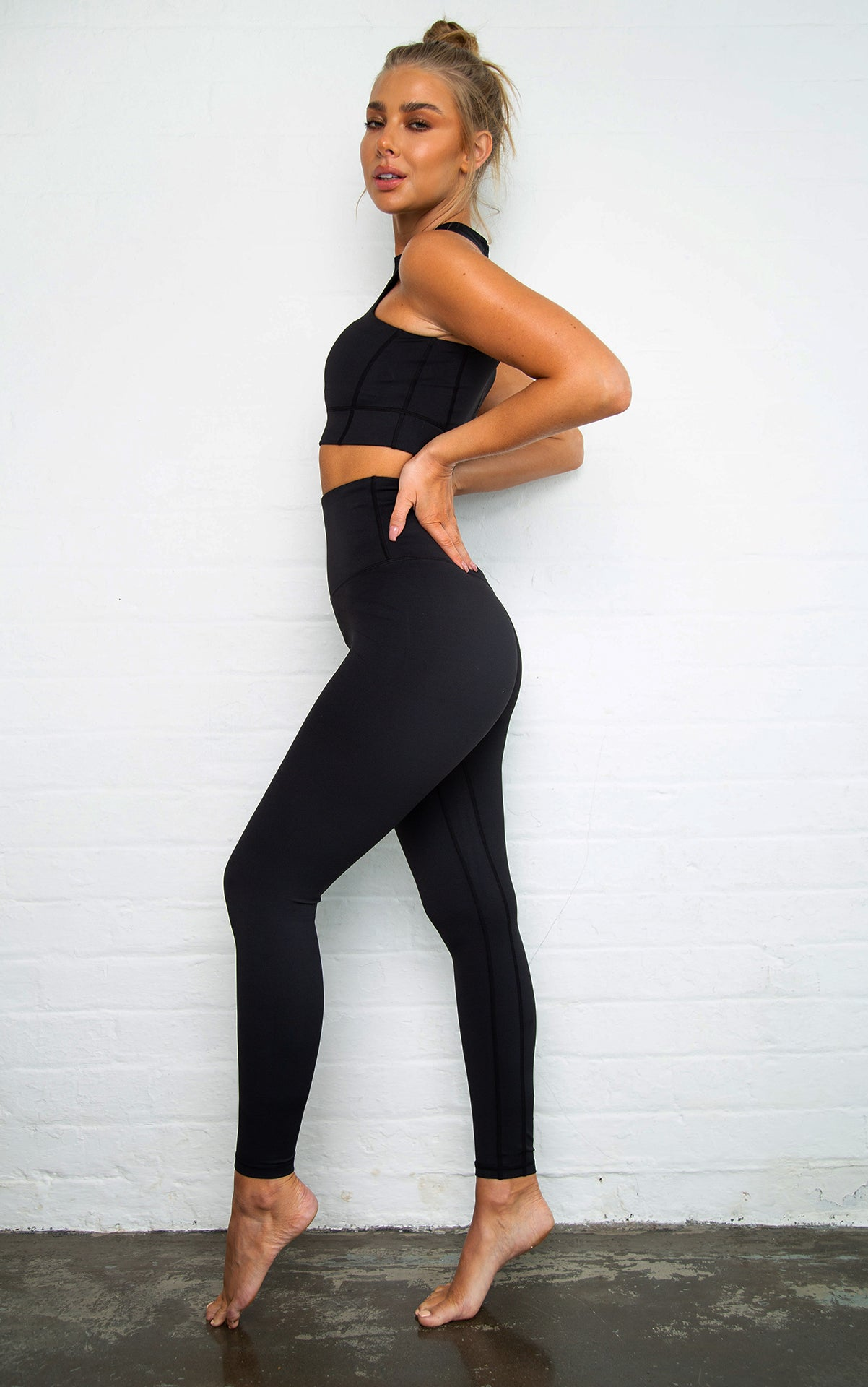 Classic Black Athena Ultra High Rise Legging ~ Pre-Sale Ships in 4 Weeks