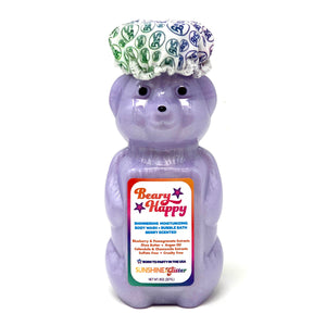 Beary Happy Shimmering Bubble Bath