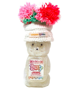 Beary Merry Holographic Glitter Moisturizing Body Gel