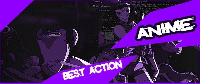 Top Action Anime Image -1
