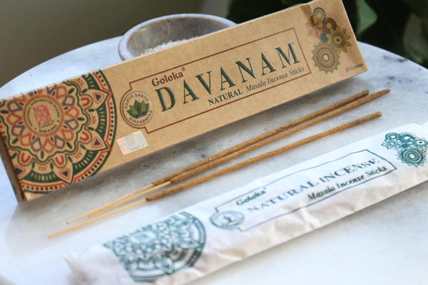 Incense burning guide