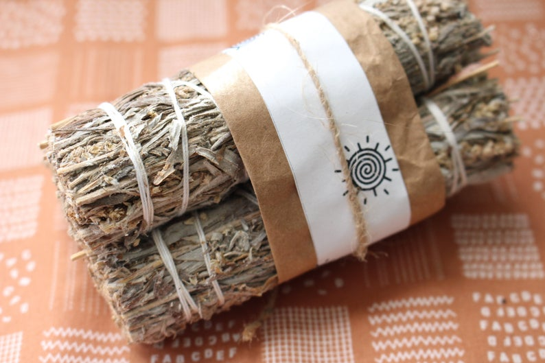 California Sage Smudge Set