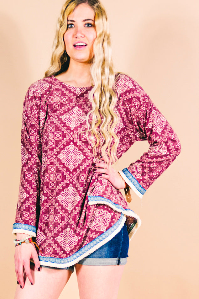 Hippie Sweater