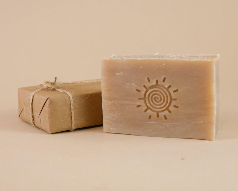 Frank & Myrrh Organic Soap Bar - Hippie Soap