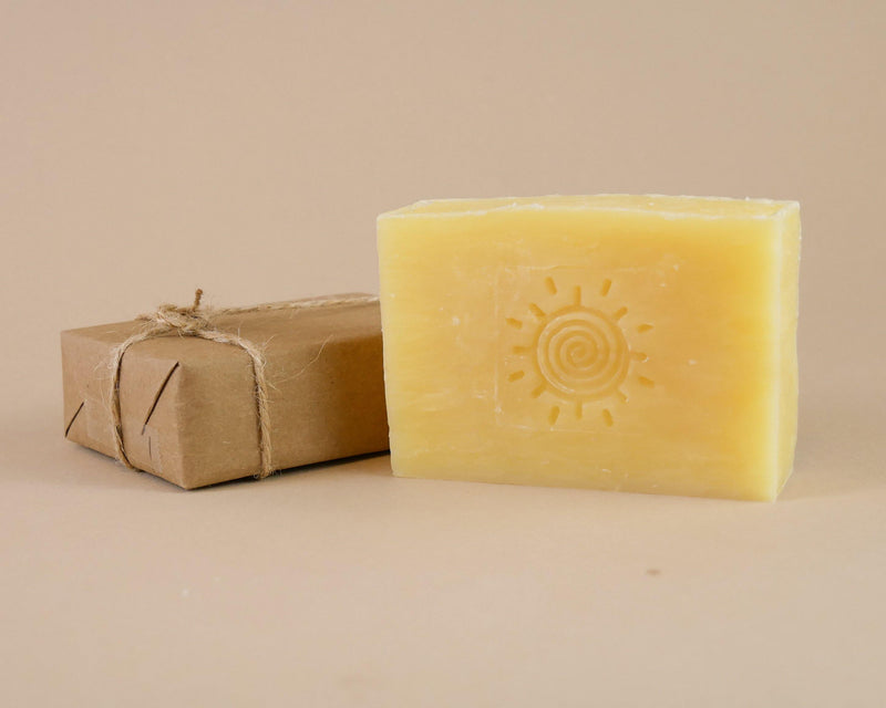 Citrus Cedar Sage Soap Bar - Hippie Soap