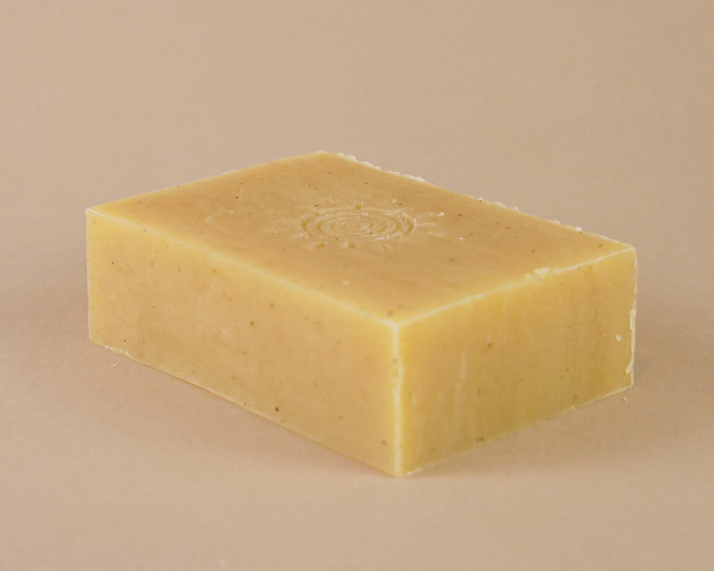 Ylang Ylang Orange Natural Soap Bar - Hippie Soap