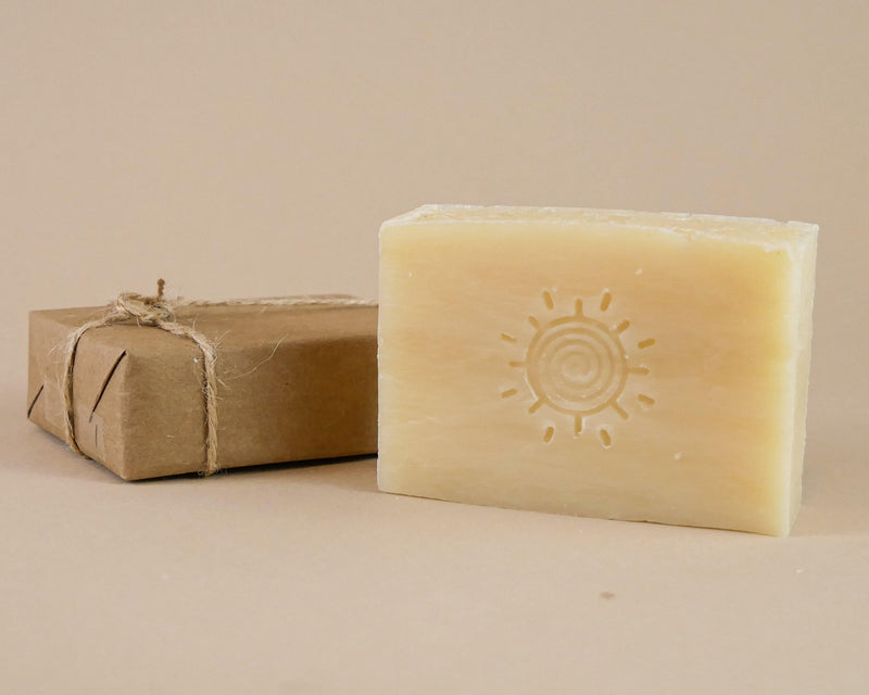 Rosemary Peppermint Shampoo Bar - Hippie Shampoo