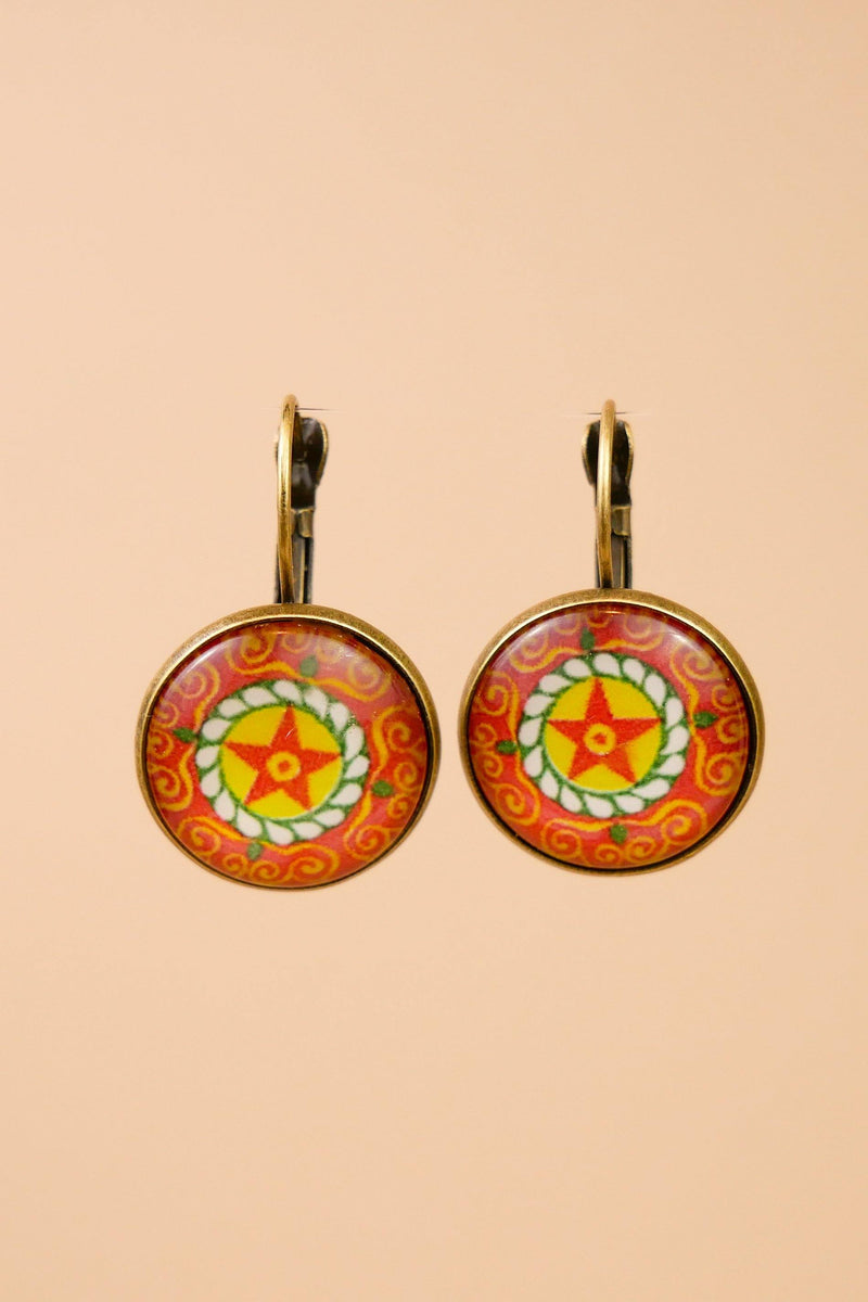 Hippie Earrings