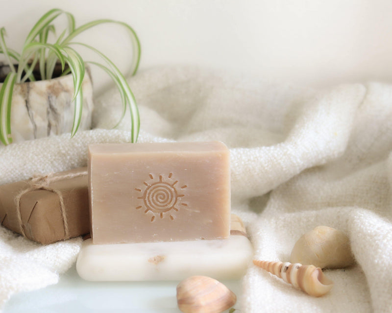 Frankincense & Myrrh Organic Soap Bar - Vegan Soap Bar - Handmade Soap Bar - Essential Oil Soap