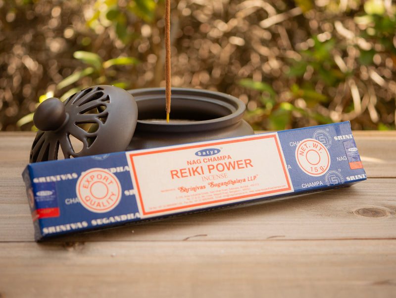 Satya Sacred Series Reiki Power Nag Champa Incense Stick