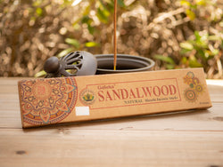 Goloka Organika Sandalwood Masala Incense Sticks