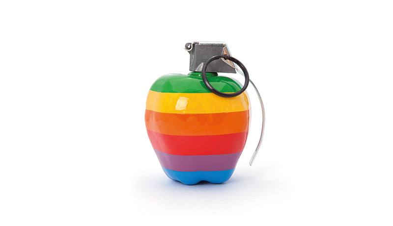 APPLE CARE - RAINBOW