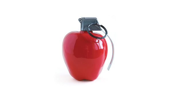 APPLE CARE - RED