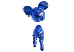 MELTING FREAKY MOUSE - BLUE
